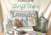 Thrifting & Shopping