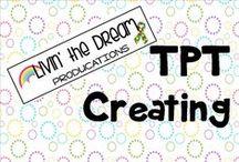 Tpt creating / Tpt ideas