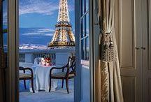 Future Trip to Paris / by V Bushell