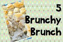 5 Brunchy brunch / Breakfast