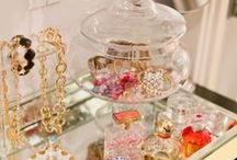 Jewelry Organizing Ideas / Storing & Displaying Your Jewels