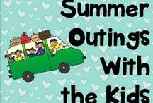 Summer outings with the kids / Things to do this summer