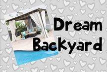Dreamy backyard / Pools yard