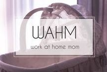 Small Business WAHMs / Resources and inspiration for the Work at Home Moms (WAHM) who run small businesses. / by Kabbage