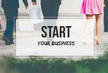 START Your Business / Tips for starting your own small business. / by Kabbage