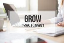 GROW Your Business / Tips and tricks to grow your small business. / by Kabbage