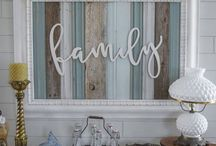 Home Decor / Decor ideas for everyday living and holidays