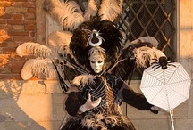 Venetian Carnevale / Costume inspirations for when I return. / by Trystan L. Bass
