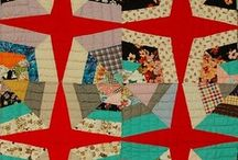 Patchwork Please  / examples of traditional and contemporary patchwork, quilting and applique