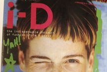 ID Covers / ID magazine covers