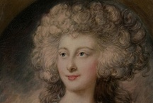 18th-Century Wig-spiration / Historical hair images to use as reference for wigs I could make/style / by Trystan L. Bass