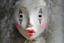 Art Dolls / Beautiful one of a kind Art Dolls!