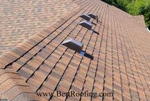 Roofing Accessories / Composition Residential Roofing Accessories. Installed by Bert Roofing Inc of Dallas. | Roofing: Accessories | Building Products | Dallas Roofing Contractors | Bert Roofing Inc |  Dallas, Tx | www.BertRoofing.com | 214-321-9341 | plus.google.com/...