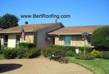 USA  / Bert Roofing appreciates our customers display of patriotism.