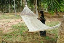 Hammocks / Made out of quality cotton ropes which are durable rope hammocks come in various dimensions, so you can share your experience with a loved one or reconnect with nature by yourself.