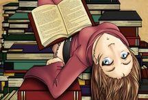 All Things Bookish - Art