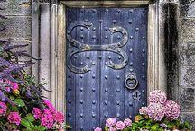 ~DOORS~ / by Leslie Haag