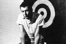 Jasper Johns / Teaching ideas and the art of Jasper Johns