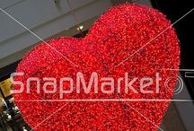 Valentines Day - Royalty Free Photos / A collection of Valentines Day royalty free photos, images and vector illustrations that can be found on SnapMarket