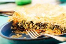 Greek Food / Greek food and recipes