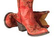 Boots of joy