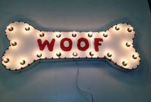 Woof stuff / The weird and wonderful world of Woof! ;-D