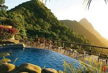 Caribbean - St. Lucia / Beautiful Islands: Saint Lucia