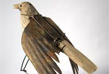 Different Decoys / The unusual decoys over the years.