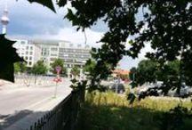 Petriplatz / Ansichten vom Petriplatz in Berlins Mitte. Dort wird das House of One entstehen.