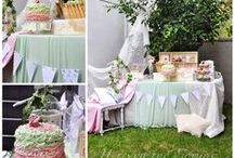 Shabby Chic Rose Party