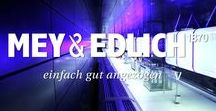 VIDEOS BEI MEY & EDLICH. / MODE. MEY & EDLICH. MAKING-OF.