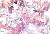Anime / amime・illustration