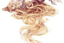 Rosen Maiden / amime・illustration