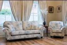 SOFAS & CHAIRS / Sofas & Chair collection available from Finline