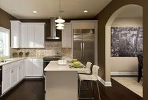 Custom Kitchen Ideas / Inspiration for your custom kitchen. Build your dream home with Barbera homes in the New York Capital Region.