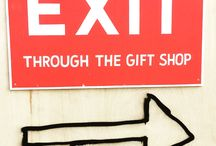 Dismaland / Artworks by Banksy, Jenny Holzer, David Shrigly, Damian Hurst and co. Weston-Super-Mare UK Summer 2015