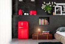 Let's inspirate / Lasciati ispirare dai prodotti Smeg 50's style / Be inspired by Smeg 50's style products