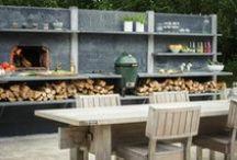 Landscape - Outdoor Kitchens