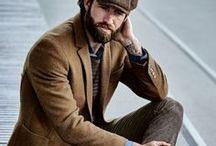 HERBST / WINTER 2017 BEI MEY & EDLICH. / Neue Mode für Männer im Herbst und Winter 2017. Einfach gut angezogen.