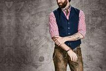 OKTOBERFEST BEI MEY & EDLICH. / Einmal im Jahr herrscht auch bei Mey & Edlich der Oktoberfest-Ausnahmezustand. Traditionell und stylisch in Lederhosen oder Jeans, in Karohemd oder Druck-T-Shirt. Des passt scho'.