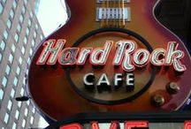 Hard Rock's Around the World
