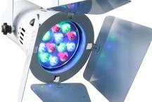 FactorLED / Proyectores de iluminación LED, RGB, RGBW, RGBAW, cabezas móviles LED, Proyectores Led, Proyectores con protección IP65 con técnologia LED