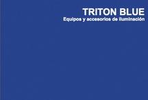 Banners Triton Blue