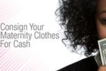 Consign Your Maternity Clothes / It's easy to consign your gently used maternity clothes with Motherhood Closet - Maternity Consignment.  All you have to do is clean out and cash in!  Motherhood Closet - Maternity Consignment is a fresh take on maternity consignment shopping in an online boutique environment.  We offer quality new and gently used maternity clothes you want, at price you can afford.