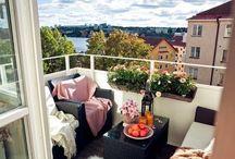 Terrace inspiration