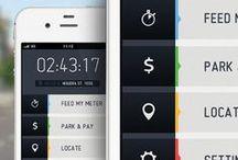 beautiful mobile UI