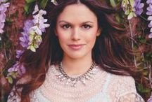 Rachel Bilson / My love for Rachel Bilson / by Abby Ann