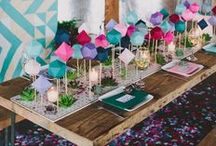 Events- tablescapes