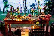 Events- Food bars and dessert tables