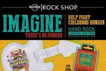 Philanthropy / LOVE ALL - SERVE ALL® Since 1971, Hard Rock has been committed to a wide range of philanthropic causes and activities around the World. Our passionate and dedicated team members in our Local Ambassador Program help our communities on a daily basis. As Hard Rockers, our actions are guided by mottos, which can be seen on the walls of every Hard Rock Cafe, Hotel and Casino location, and help us in our goal to make the Earth a safer, healthier and better place for all. -ALL IS ONE